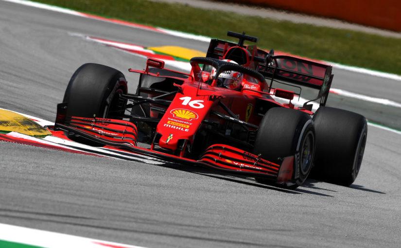 F1 2021 - Barcelone : Quel tour de Charles !