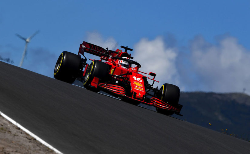 F1 - Portimao : Charles aura une bonne carte à jouer au départ !