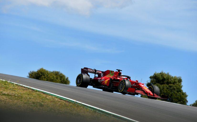 F1 - Portimao : Charles a fait son maximum