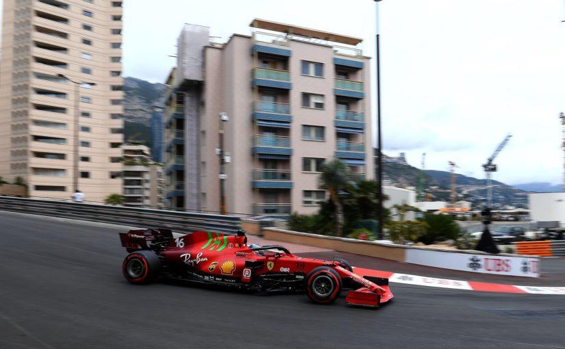 F1 - Monaco : Charles bat un record vieux de 71 ans !