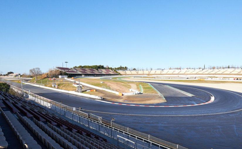F1 2021 - en route pour Barcelone !