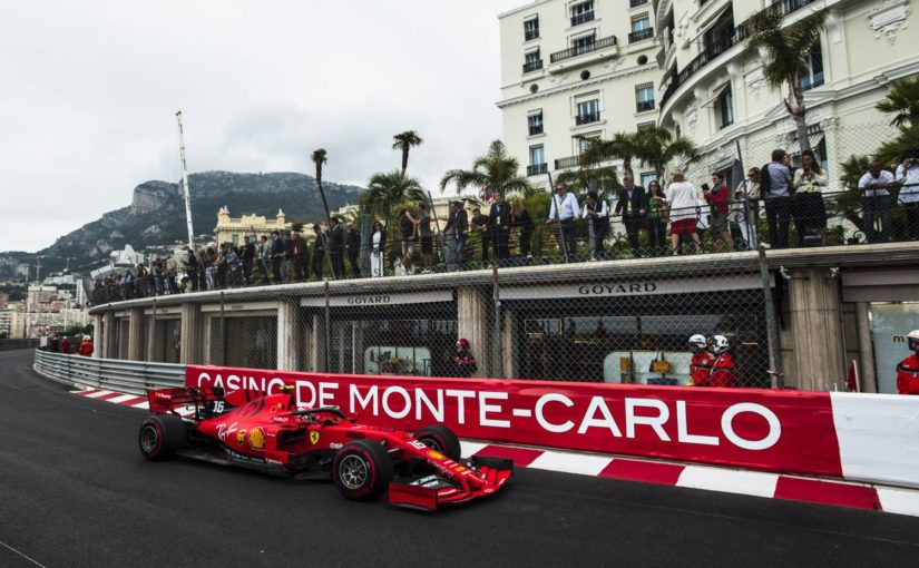 F1 2021 : en route pour Monaco !