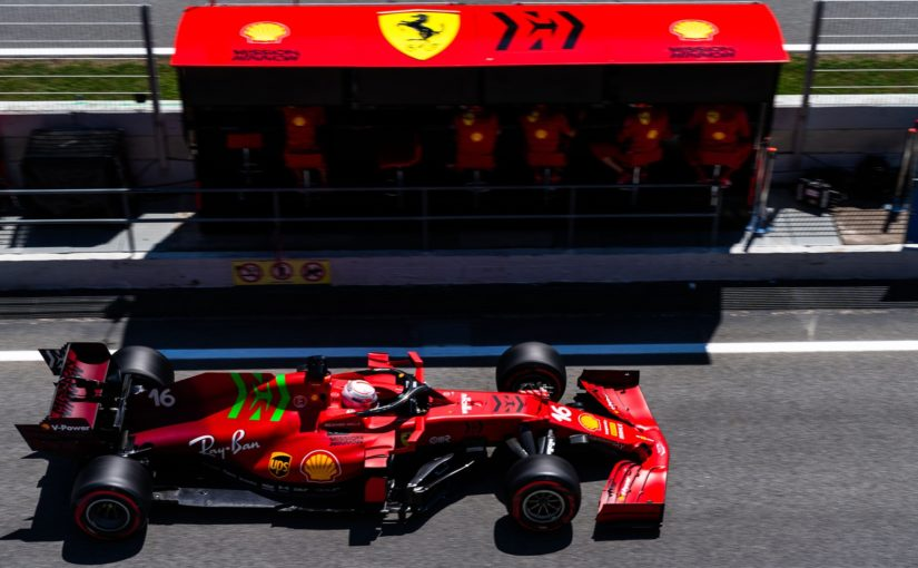 F1 2021 - Barcelone : Charles confirme en course !