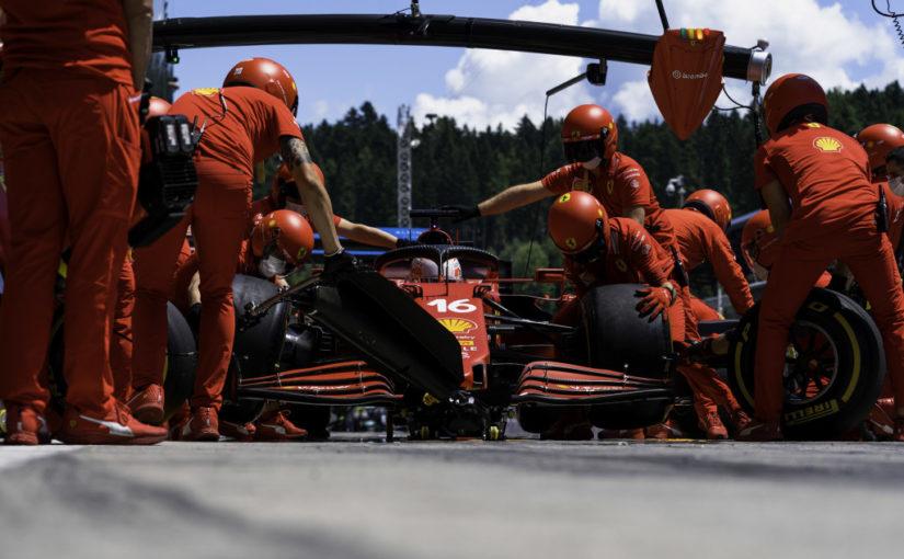 F1 2021 - Styrie : de la casse et des points !