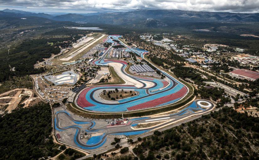 F1 2021 : en route pour le Castellet !