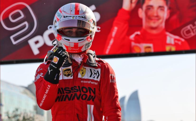 F1 2021 - Baku : Et de deux pour Charles !