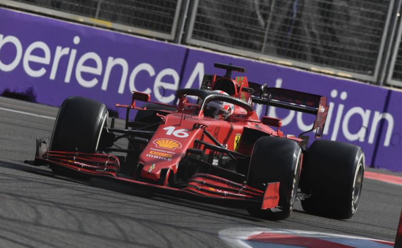 F1 2021 - Baku : manque de puissance mais des points importants à la clé !