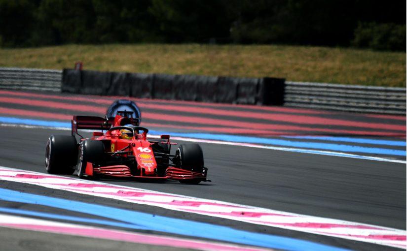 F1 2021 - Castellet : Un week-end à oublier !