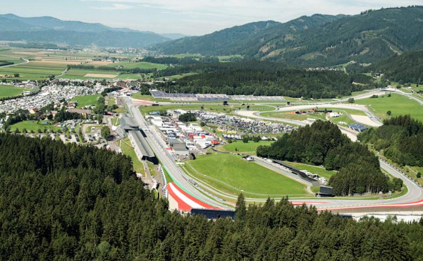 F1 2021 : en route pour le Grand Prix d'Autriche !