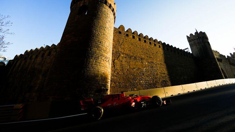 F1 2021 : en route pour Baku !