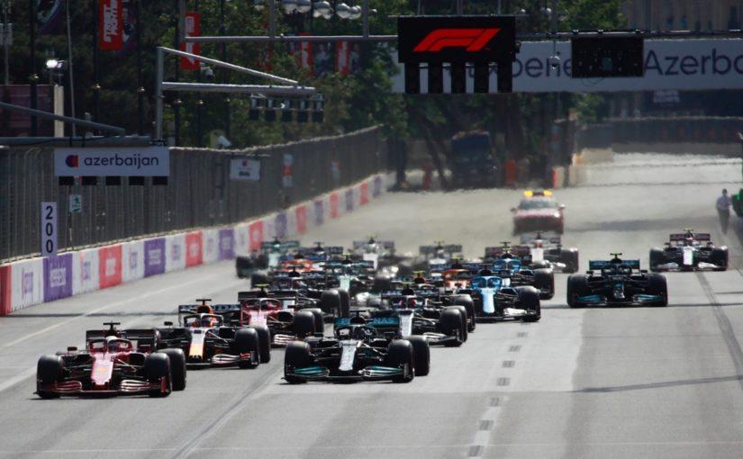 F1 2021 : qu'est-ce que la qualification sprint ?
