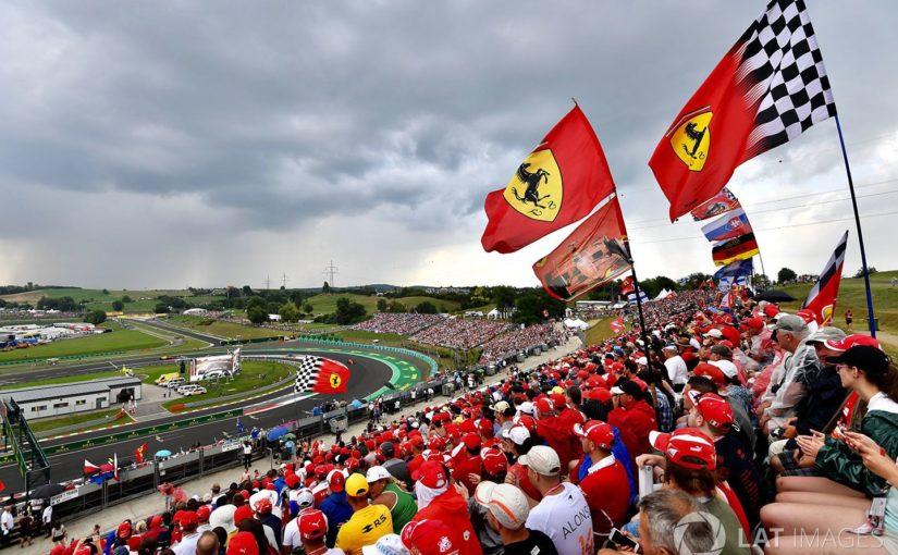 F1 2021 : en route pour le Hungaroring !