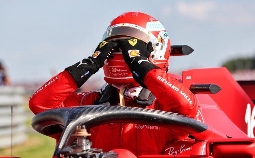 F1 2021 - Silverstone : Charles nous a fait rêver !