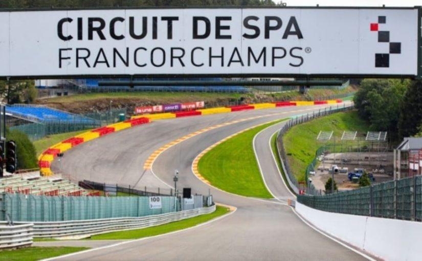 F1 2021 : en route pour Spa-Francorchamps !