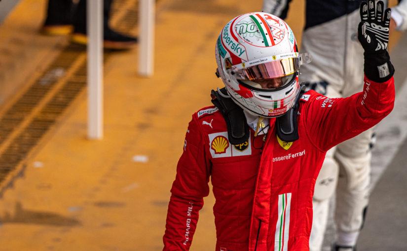 F1 2021 - Monza : Ferrari pas si loin que ça finalement !