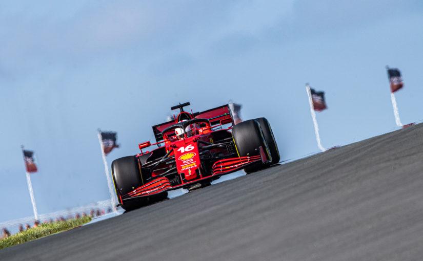 F1 2021 - Zandvoort : des points très importants pour Ferrari !
