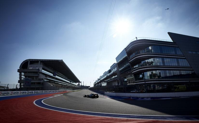 F1 2021 : en route pour Sotchi !