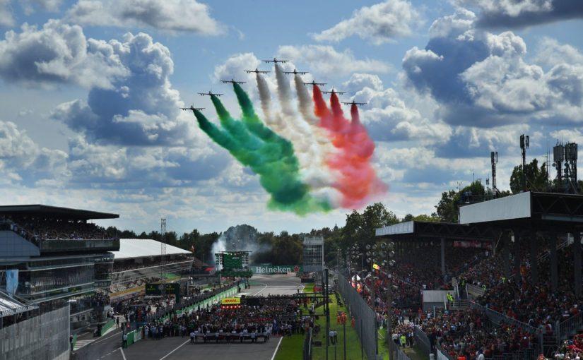 F1 2021 : en route pour Monza !